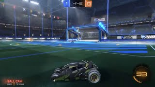 Rocket League Gameplay on Dell Inspiron 15 7577 with GTX 1050 - Max Settings
