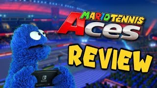 A Short Set │ Mario Tennis Aces Review