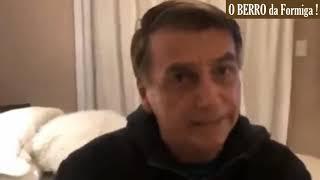 Pronunciamento do Bolsonaro na Cúpula Conservadora das Américas