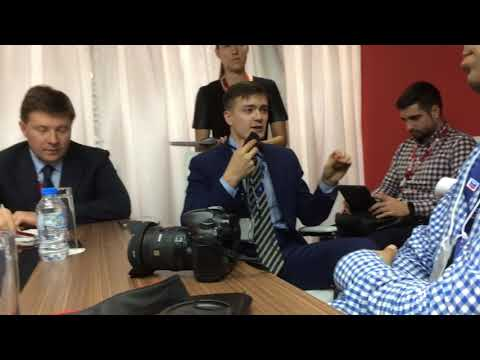 Media discussion with Andrey Boginsky, CEO Russian Helicopters Part 4