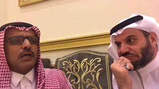 قصيدة واتل قلبي تل حبل العسيفي / منصورالعواجي