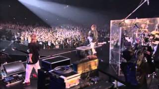 Cover images UVERworld   D tecnolife Live 2011 HD   YouTube