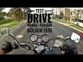 Test Drive Honda 750 Four Boldor 1976: Uma senhora de 40 anos Classuda!
