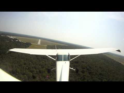 Forward Slip To Landing