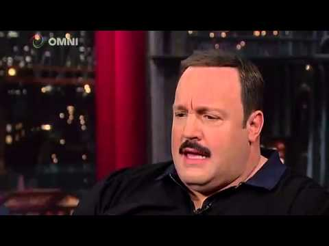 Kevin James on Late  With David Letterman April 2015 Full