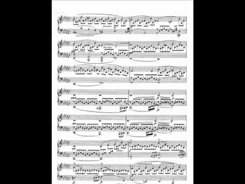 Schubert impromptu no 3 in g flat major sheet music
