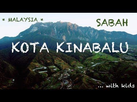 #30. Sabah Kota Kinabalu | Malaysia 2017 | Travel Vlog