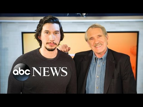 Adam Driver on 50-Pound Weight Loss,