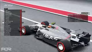Apex Online Racing F1 2017 PC Split 1 Season 14 Round 16 - Japan