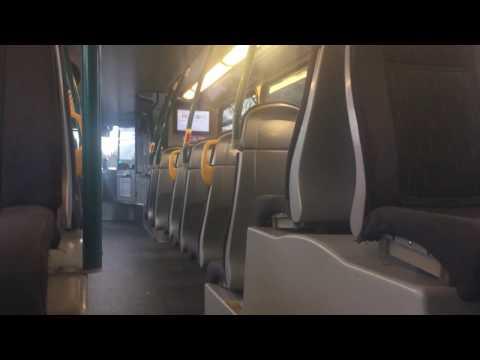Nottingham City Transport - Scania N270UD OmniDekka 974 YT59OZP (New Route + Ex Citylink 1)