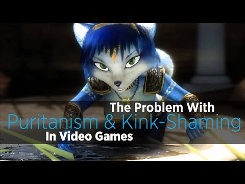 Feminist Frequency, Puritanism & Hypocrisy In Video Games