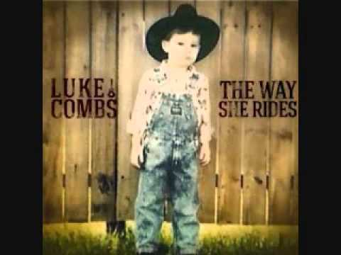 I know she aint ready luke combs
