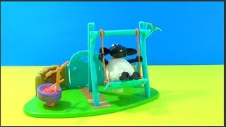 """Timmy Time Swing Set """"it's Timmy"""" Toy Collectable Figure"""