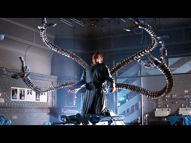 Doctor Octopus - Horror Hospital Scene - Spider-Man 2 (2004) Movie CLIP HD