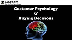 """Consumer Psychology and Buying Decisions"" Paul Morris"