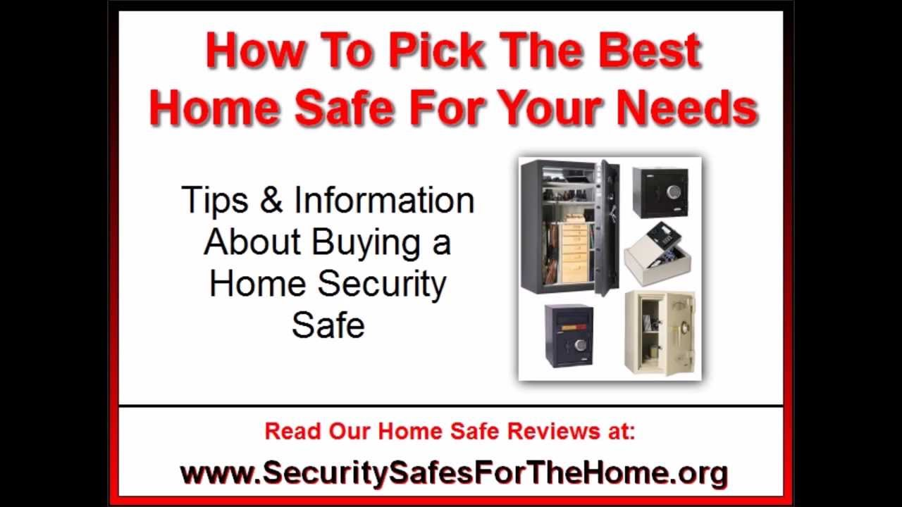How to pick the best home safe tips on buying a home for Secrets to buying a house