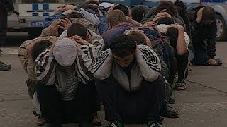 Из Москвы депортируют 5 тыс. нелегалов!(, 2013-10-14T06:35:09.000Z)