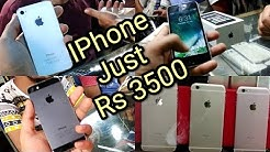 Cheapest iPhone Market in Delhi I Best Place to Buy iPhones I Gaffar Market Delhi