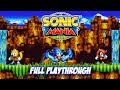 Sonic Mania Plus (PC) - Encore Mode - Full Playthrough (No Commentary)