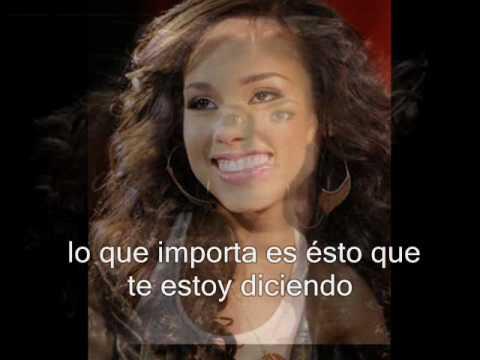 That's How Strong My Love Is (Sub. Español) - Alicia Keys