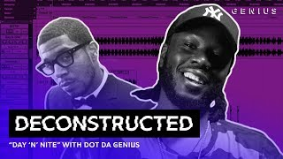 "The Making Of Kid Cudi's ""Day 'N' Nite"" With Dot Da Genius 