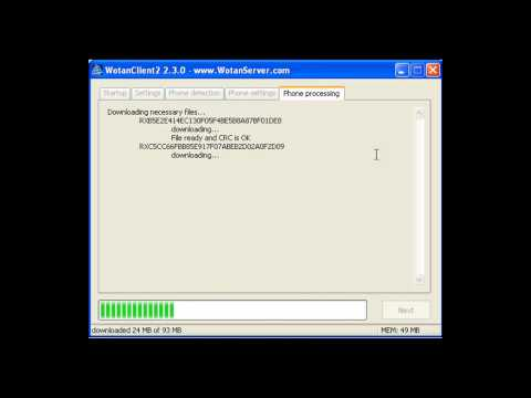 Sony Ericsson W980 Firmware Update