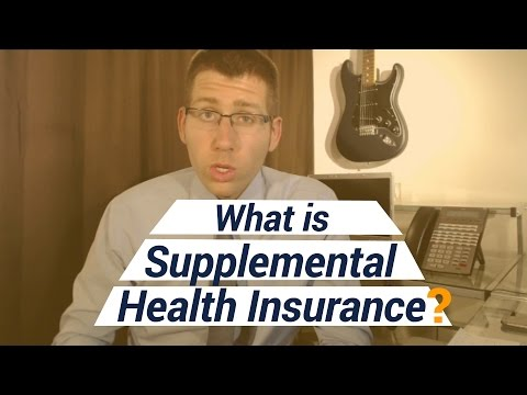 What is Supplemental Health Insurance?