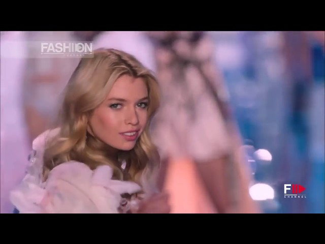 Super Model STELLA MAXWELL by Fashion Channel