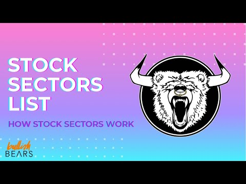 Stock Market Sectors Explained