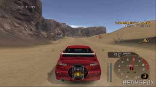 Enthusia Professional Racing - MIRAGE CROSSING [PCSX2]