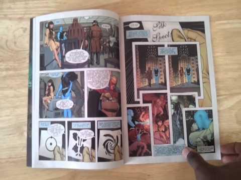 Unboxing Before Watchmen Dr Manhattan 1 Dc Comics Youtube