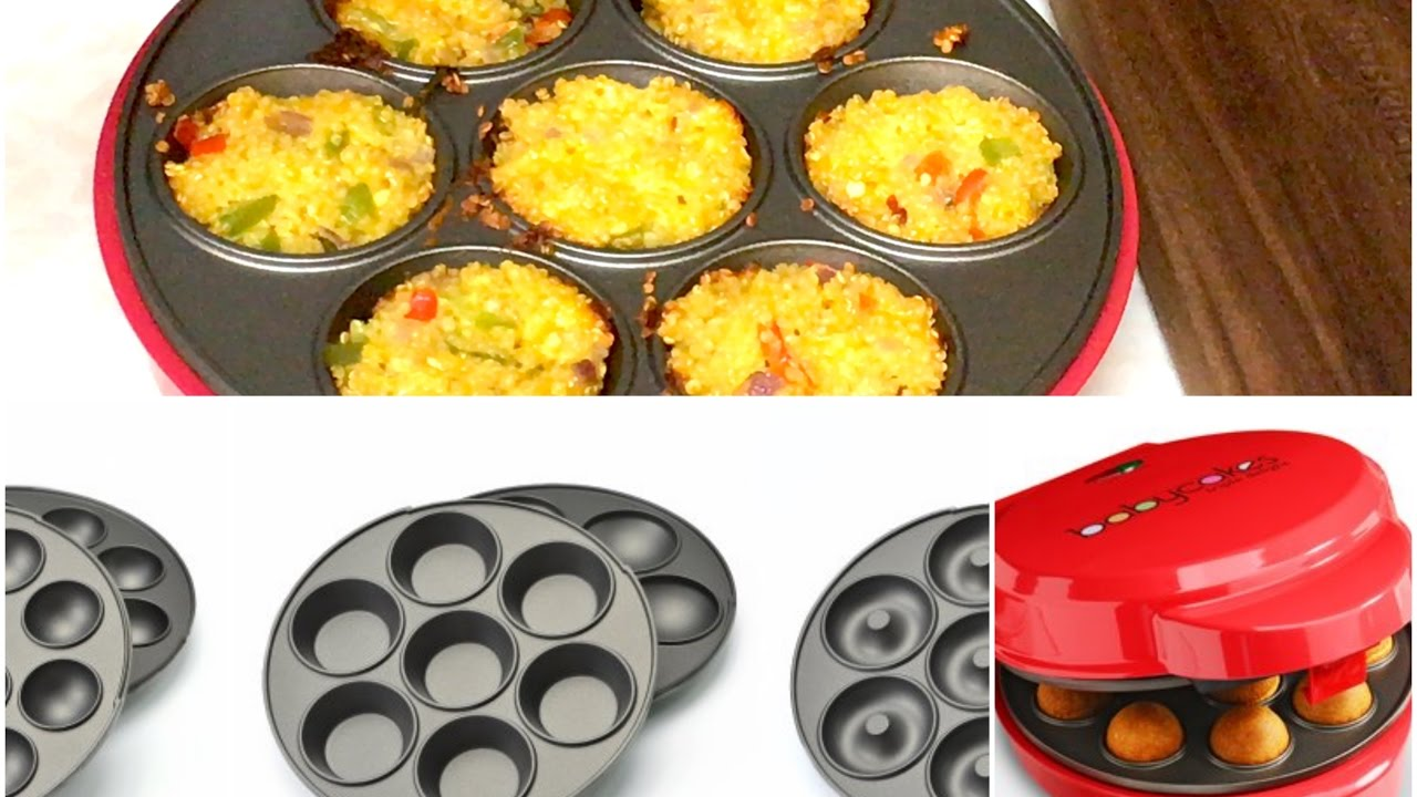 Cucinapro Multi-baker With Interchangeable Plates Unboxing Babycakes Multi Treat Baker Bhavna S Kitchen
