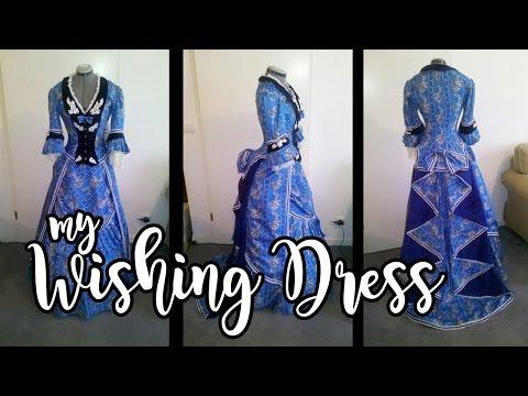 Christine Daae's Wishing dress - The Phantom of the Opera - Cosplay