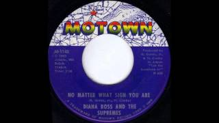 1969_221 - Diana Ross and the Supremes - No Matter What Sign You Are - (45)   45