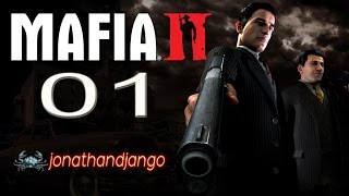 Mafia 2 Walkthrough Part 1 Gameplay Review Let's Play  (Xbox360/PS3/PC)