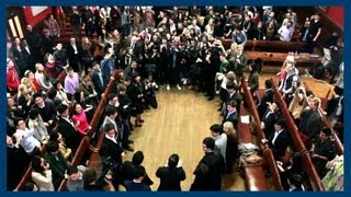 PSY Does Gangnam Style at Oxford Union | Oxford Union