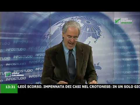 InfoStudio il telegiornale della Calabria notizie e approfondimenti - 20 Marzo 2020 ore 13.30