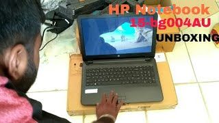 HP APU Quad Core A8 15-bg004AU Unboxing and gaming 😎