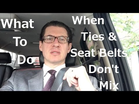 why we should wear seat belts in cars Home resources reasons to wear a seat belt reasons to wear a seat belt as you know, driver safety is very importantwhen you're behind the wheel, your actions will affect you, others.
