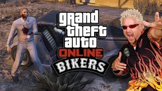 ESCAPE FROM FLAVORTOWN! - GTA 5 Gameplay