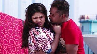 Boy takes advantage of alone girl at home | Bengali Video | Bangla Movie Scene