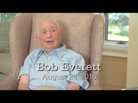 Robert Everett MITRE Wisdom Oral History