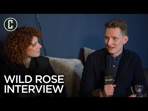 Wild Rose: Jessie Buckley, Tom Harper Interview