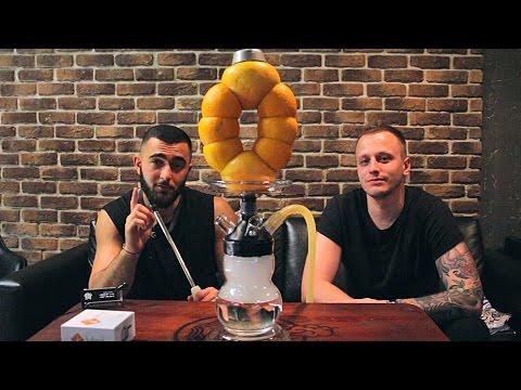 Выпуск №57. Авторские фруктовые чаши для кальяна от  Sarko Zy