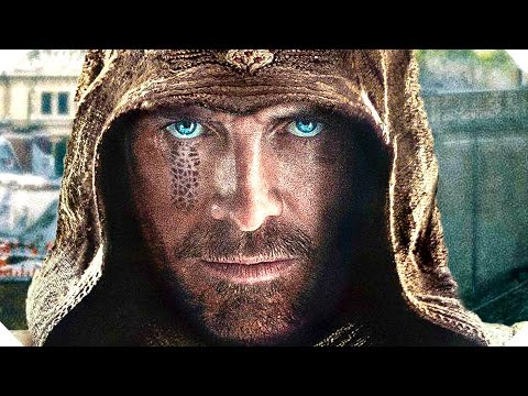ASSASSIN'S CREED - ALL Movie CLIPS &...