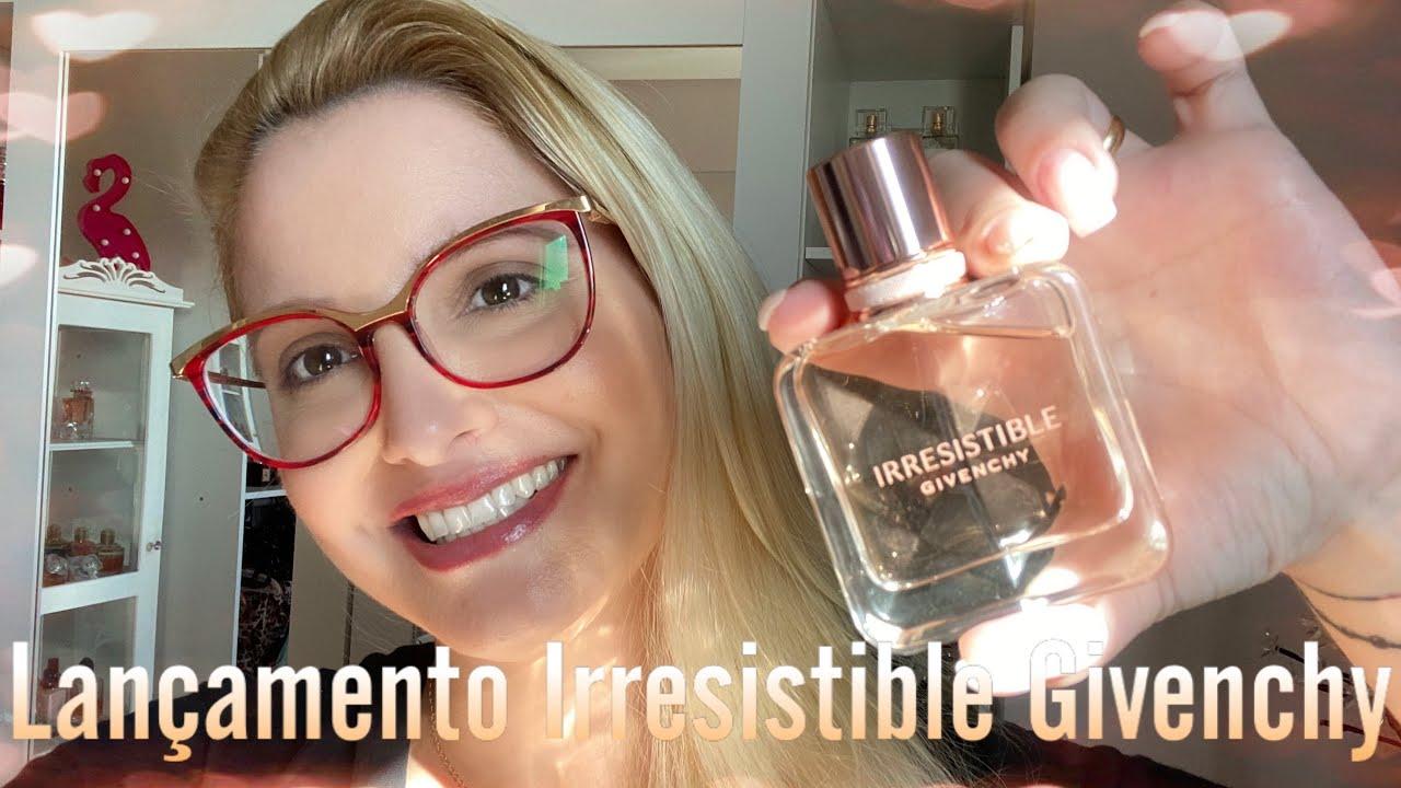 Resenha Do Perfume Irresistible Da Givenchy Lançamento 2020
