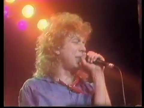 Robert Plant 1986 Honeydrippers
