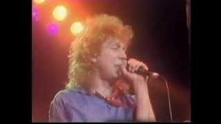 Robert Plant 1986 Honeydrippers live