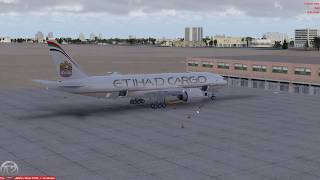 [P3D]: Ashgabat-Kabul, World Tour