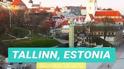 Tallinn, Estonia. Webcam City View Today